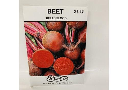 OSC Beets Bulls Blood (Leaf)