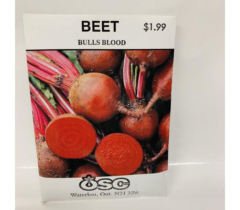 Beets Bulls Blood (Leaf)