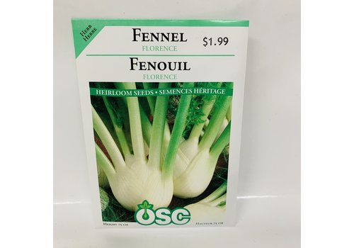 OSC Herbs Florence Fennel