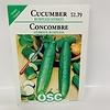 OSC Cucumber Burpless Hybrid F1