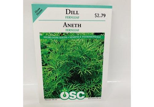 OSC Herbs Fernleaf Dill