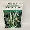 OSC Beans Pole Kent. Wonder Green