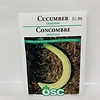OSC Cucumber Armenian