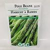 OSC Beans Pole Rattlesnake