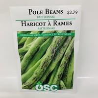 Beans Pole Rattlesnake