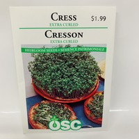 Cress Extra Curled