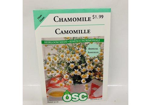 OSC Herbs Chamomile