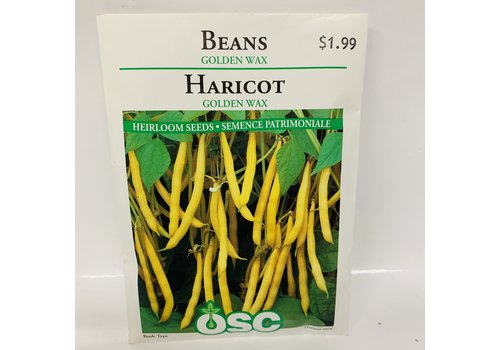 OSC Beans Golden Wax