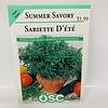 OSC Herbs Summer Savory