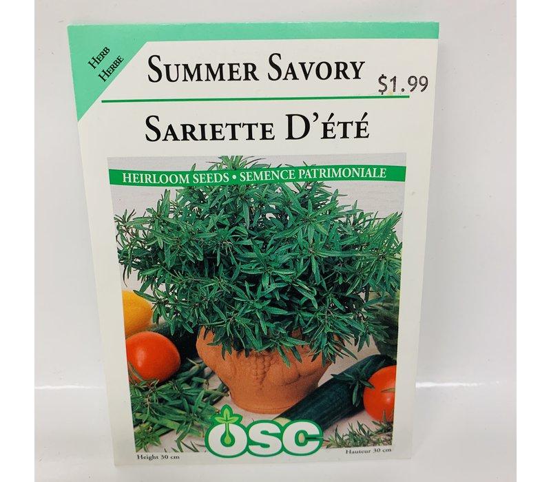 Herbs Summer Savory