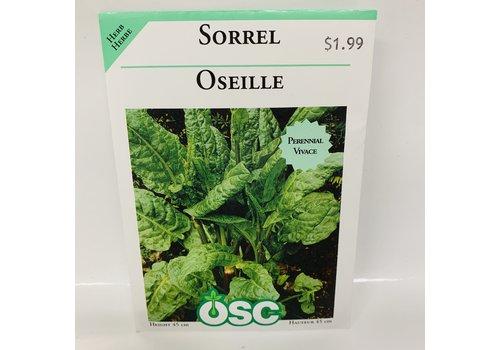 OSC Herbs Sorrel