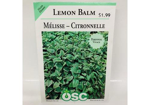 OSC Herbs Balm Lemon