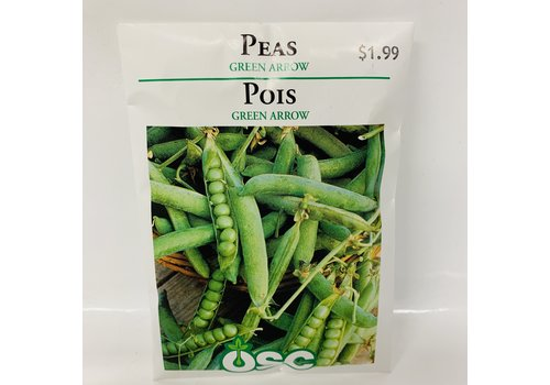 OSC Peas Green Arrow