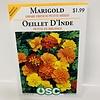 OSC Marigold Petite Dwarf French