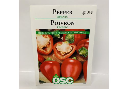 OSC Peppers Pimento Sweet