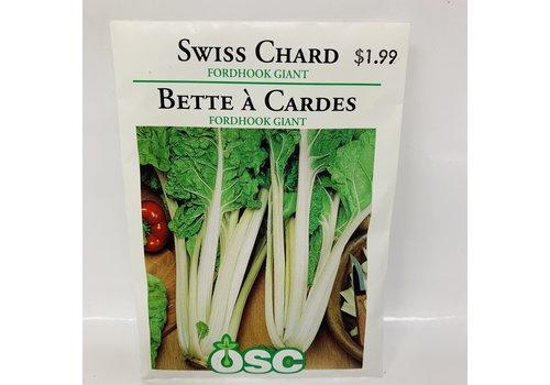 OSC Swiss Chard Fordhook Giant