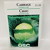 OSC Cabbage Golden Acre
