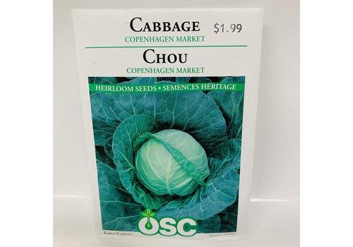 OSC Cabbage Copenhagen Mkt