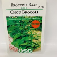 Broccoli Rapini (Raab)