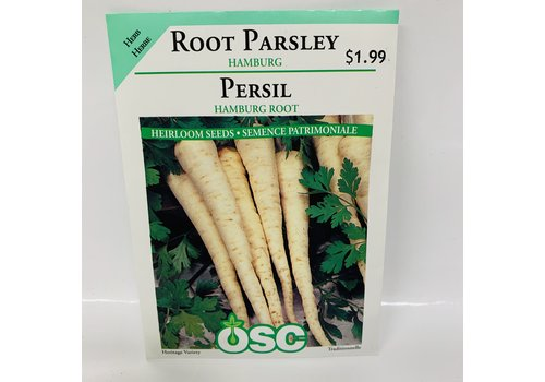 OSC Herbs Parsley Hamburg Root