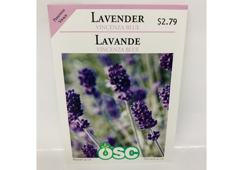OSC Lavender Vincenza Blue