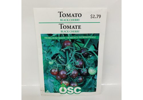 OSC Tomatoes Black Cherry