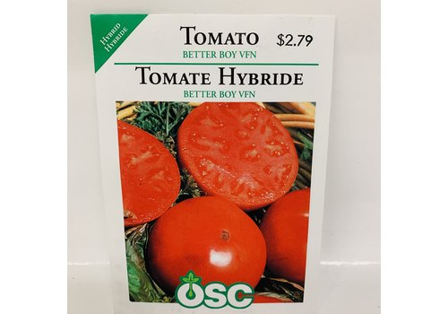 OSC Tomatoes Better Boy Hybrid