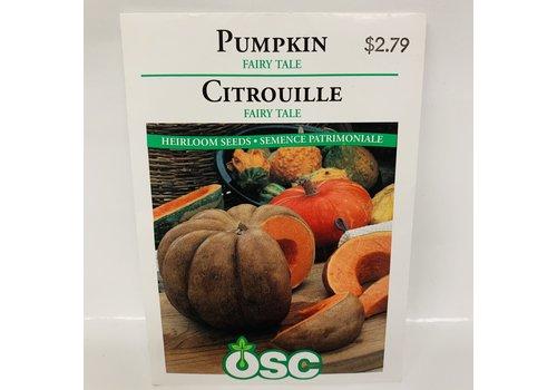OSC Pumpkin Fairytale