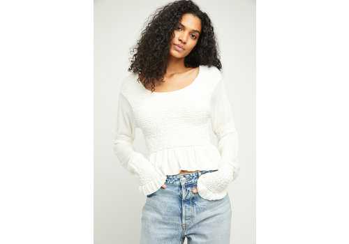 Free People Free Spirit Pullover