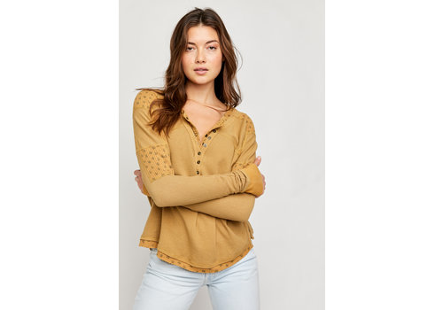 Free People Heart To Heart Henley