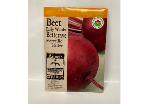 Aimers Organic Organic Beet Early Wonder