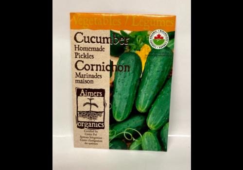 Aimers Organic Organic Cucumber Homemade Pickles