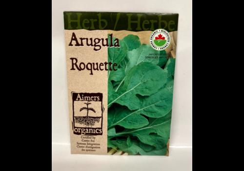 Aimers Organic Organic Herb Arugula (Roquette)