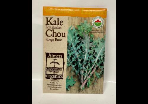 Aimers Organic Organic Kale Red Russian