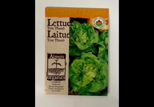 Aimers Organic Organic Lettuce Tom Thumb