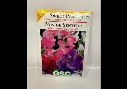 OSC Sweet Peas Royal Family Mix