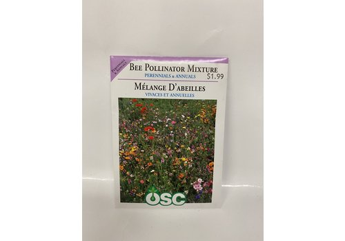 OSC Wildflowers Bee Pollinator Mix