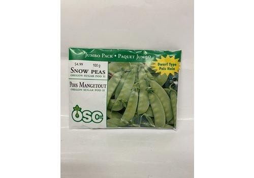 OSC Peas Snow Pea Jumbo Pack
