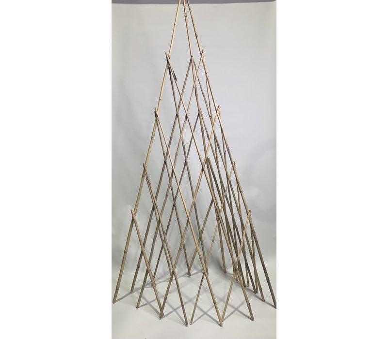 Bamboo Wigwam 2m