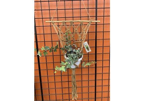 Primitive Planters Wall Planter Large Jute