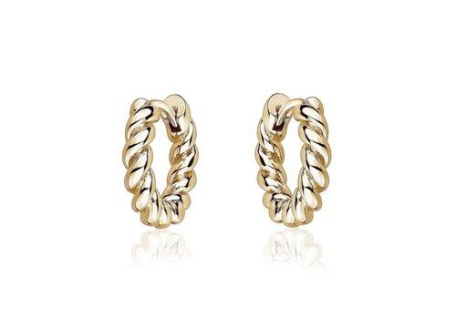 LimLim Twisted Mini Earrings