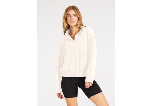BB Dakota Just Zip It Sweatshirt