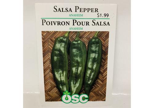OSC Peppers Anaheim Salsa