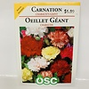 OSC Carnation  Chabauds Giant