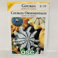 Gourds Crown Of Thorns