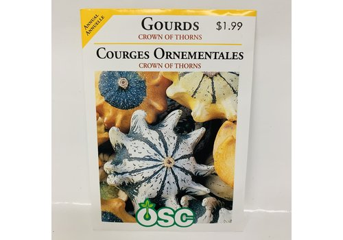 OSC Gourds Crown Of Thorns