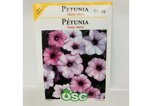 OSC Petunia Tidal Wave Silver