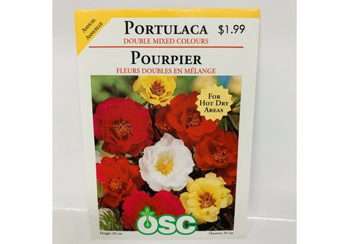 OSC Portulaca Double Mix