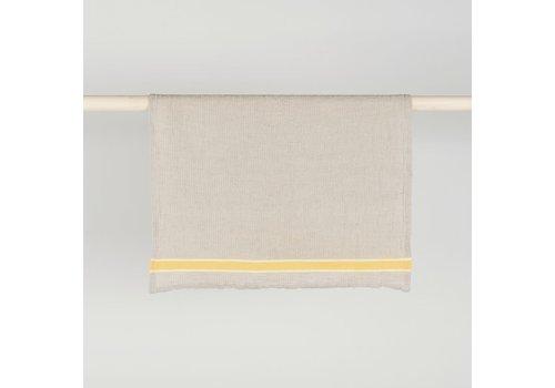 Pokoloko Hand Towel Linen Dandelion