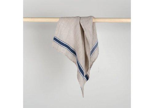 Pokoloko Hand Towel Linen Denim